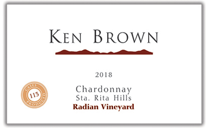 Product Image for 2018 Radian Vineyard Chardonnay